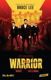 Warrior Temporada 1 audio español capitulo 3
