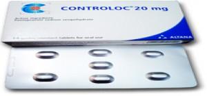 سعر كونترولوك 20 مجم اقراص للحموضة و القرحة