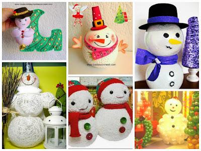 muñecos-nieve-tutoriales