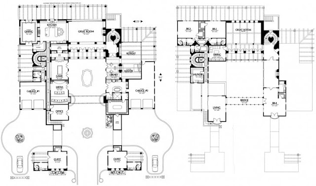 Luxury house plan 38