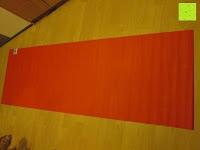Erfahrungsbericht: Yogamatte »Annapurna Classic« / Die ideale Yoga- und Gymnastikmatte für Yoga-Einsteiger. Maße: 183 x 61 x 0,3cm, in vielen Farben erhältlich.