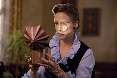 Vera Farmiga en The Conjuring (Expediente Warren)