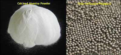 calcined alumina dan sintered bauxite