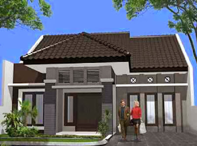 Rumah Minimalis 1 Lantai 2017