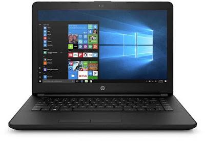 HP 14q-BU007TU 2017 14-inch Lightweight, Laptop-Gadget Media
