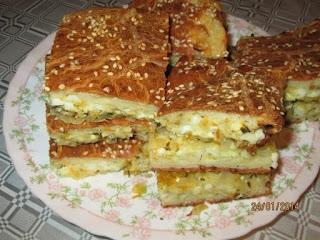 Заливные пироги и начинки — рецепты и советы