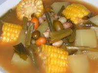 Menu Masakan Resep dan Bumbu Sayur Asem Jawa