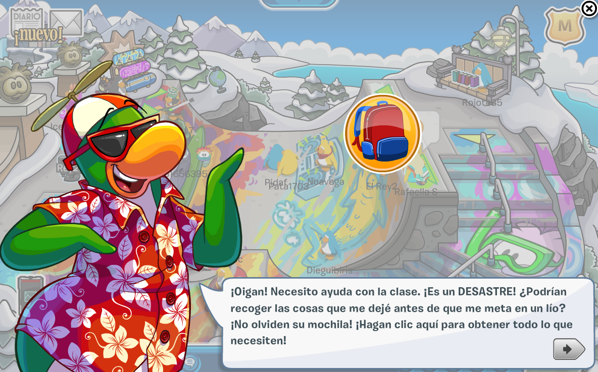 Club Penguin 2014