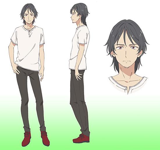 Wataru Hatano como Junta Kasai