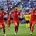 #Inglaterra alcanza las semifinales de un Mundial 28 años después tras eliminar a #Suecia por 2 a 0