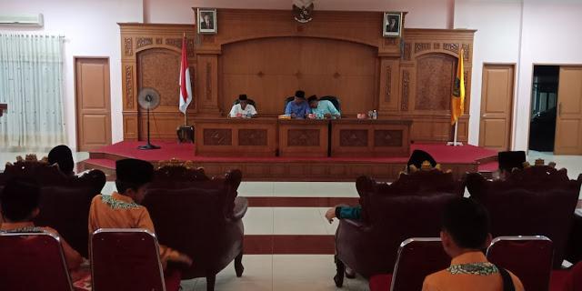 Secara Resmi, Bupati Tebo Lepaskan 35 Orang Peserta Fasi Tingkat Provinsi Jambi, Ini Pesannya