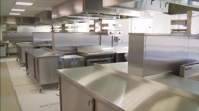 Sự cần thiết của thiết bị bếp nhà hàng