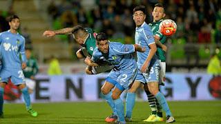 O'Higgins vs Santiago Wanderers en Copa Sudamericana 2016