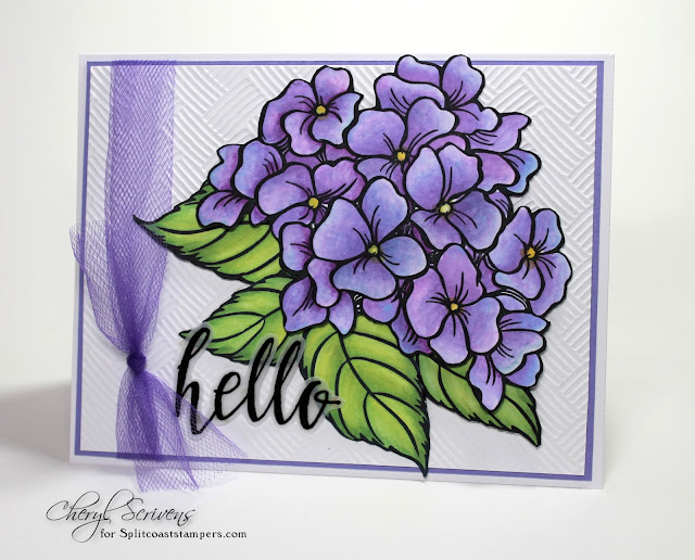 Cheryl Scrivens, CherylQuilts, Splitcoaststampers, Product Focus Team, September 2017, Chameleon ColorTops, Stampendous, Altenew