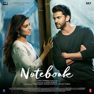 Vishal Mishra - Notebook (Original Motion Picture Soundtrack) - EP [iTunes Plus AAC M4A]