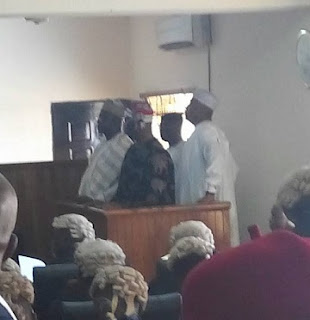 See Docked Saraki, Ekweremadu And Cohorts In Court