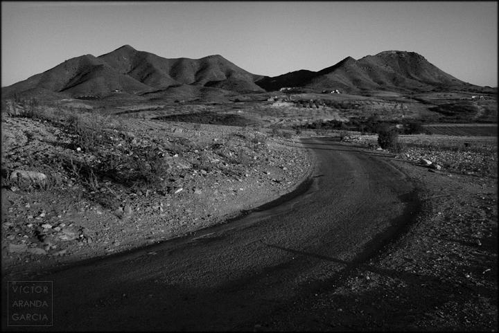 fotografia,paisaje,murcia,montañas,camino