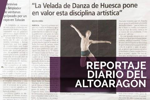 NOTICIAS | REPORTAJE DIARIO DEL ALTOARAGÓN