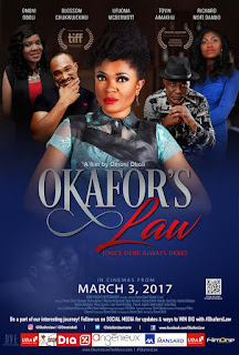 "Court Lifts Injunction on Omoni-Oboli's ""Okafor's Law"""