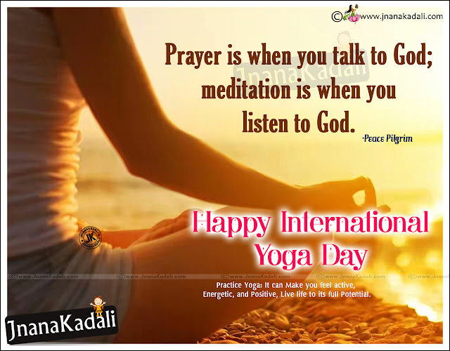 Here is a New Yoga Day for Importance of Yoga. New English Yoga Day Messages online, yoga Day Best Hindi Quotes Images, Yoga Day Images and Nice Quotes, Best Worldwide Yoga Day Messages, Inspiring Yoga Quotes and Messages.