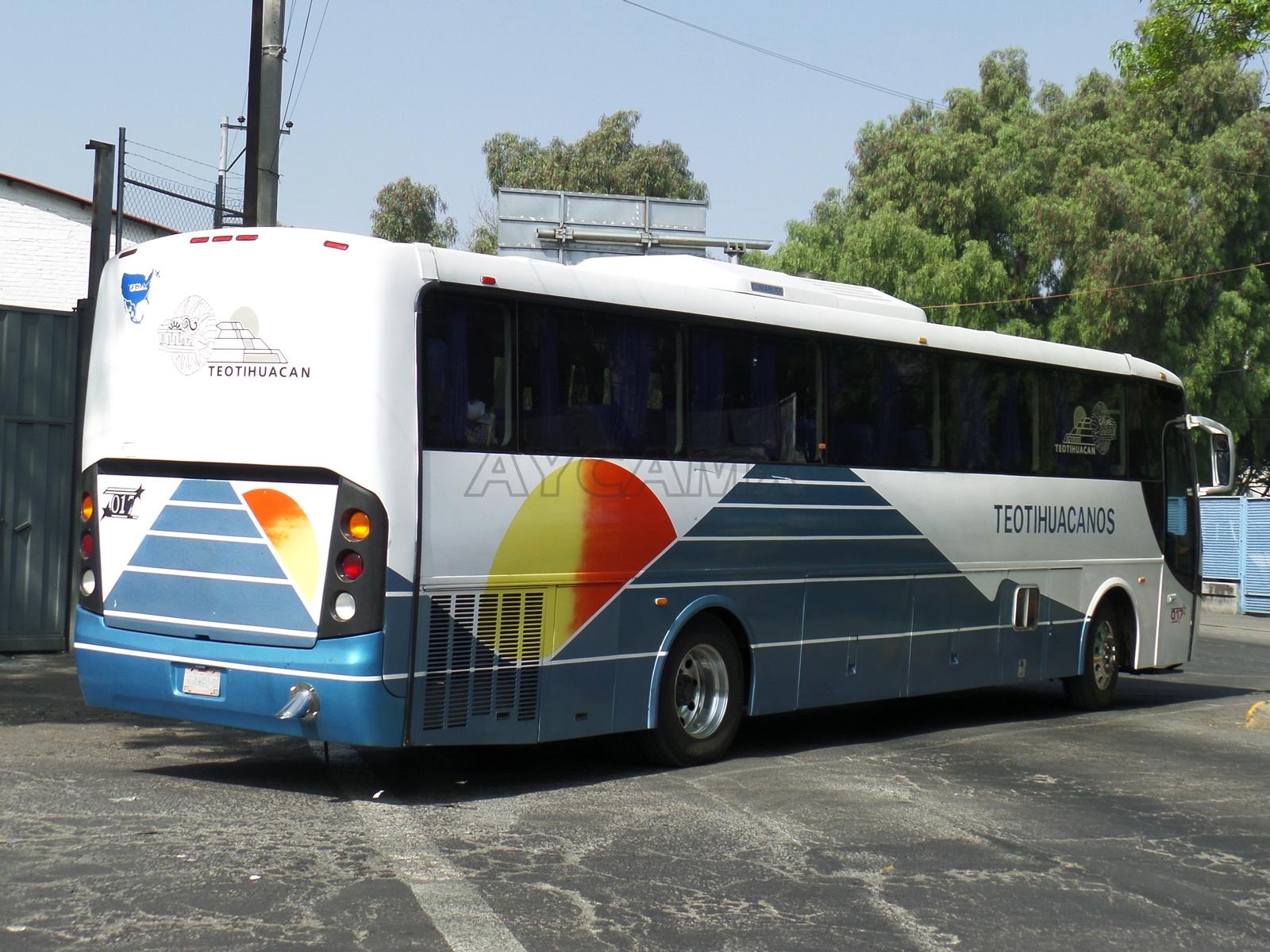 Mercedes Benz San Juan >> AYCAMX - Autobuses y Camiones México : Autobuses Foráneos 403. Línea de Autobuses México San ...