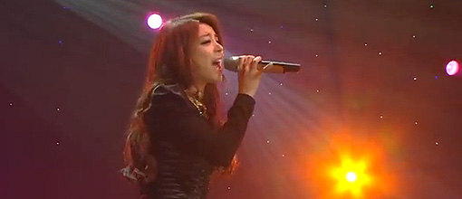Ailee performs Whitney Houston's 'The greatest love of all' | Live performance
