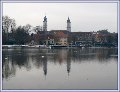Lake Constance at Lindau - March 2009