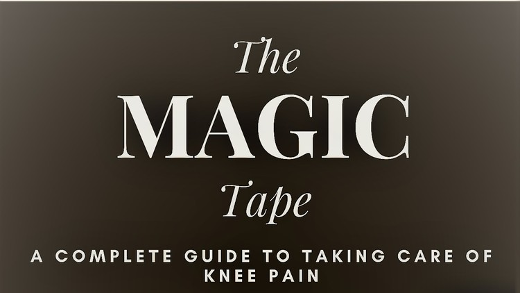 Magic Healing - Taping method