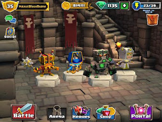 Dungeon Boss Mod Apk skill no couldown