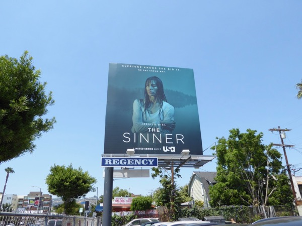 Sinner series premiere billboard