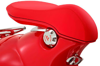 Asiento Vespa 946 RED