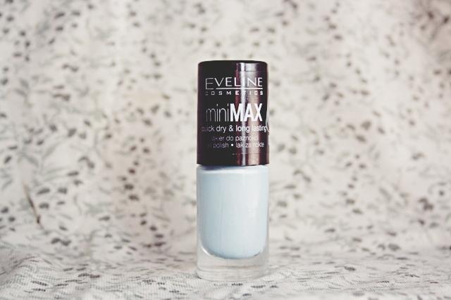 Eveline - lakier do paznokci mini max