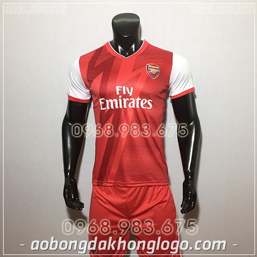 Áo Bóng Đá Câu Lạc Bộ Arsenal Đỏ Training