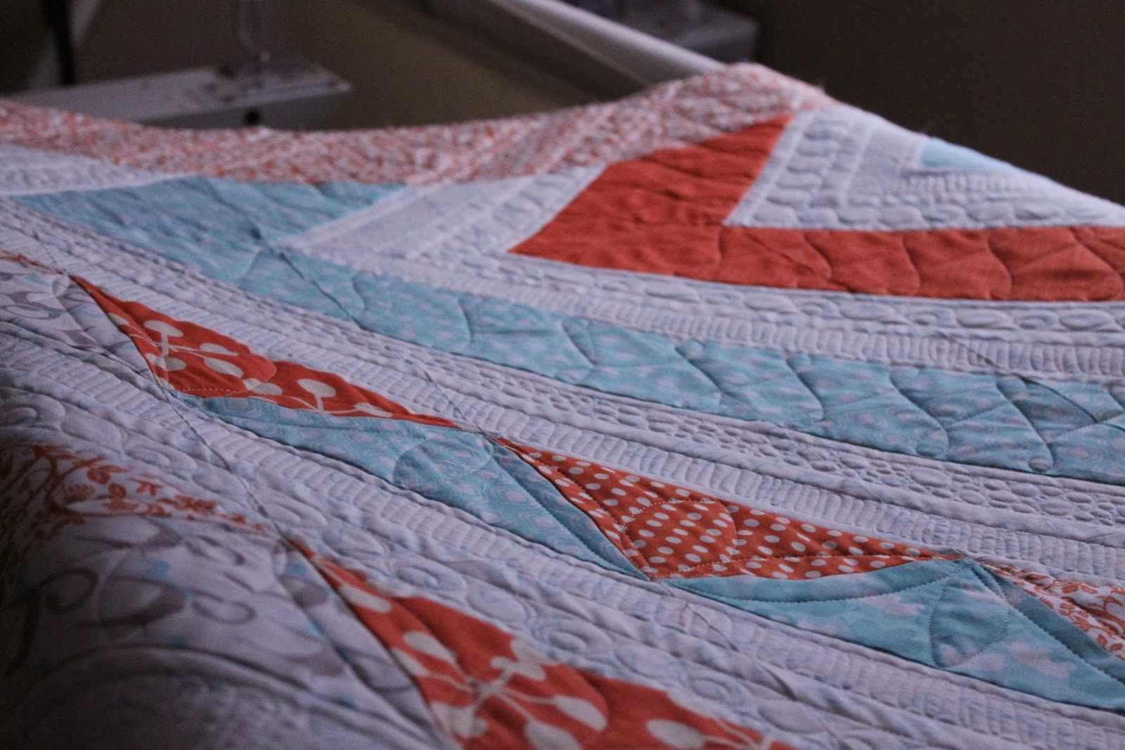 Urban Quiltworks Longarm Quilting A Baby Quilt