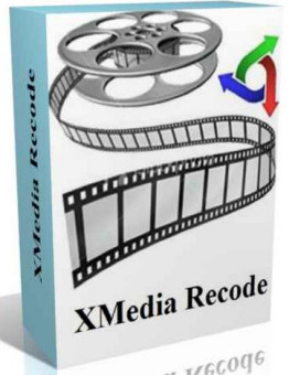 XMedia Recode 3.2.2.7 + Portable Free Download