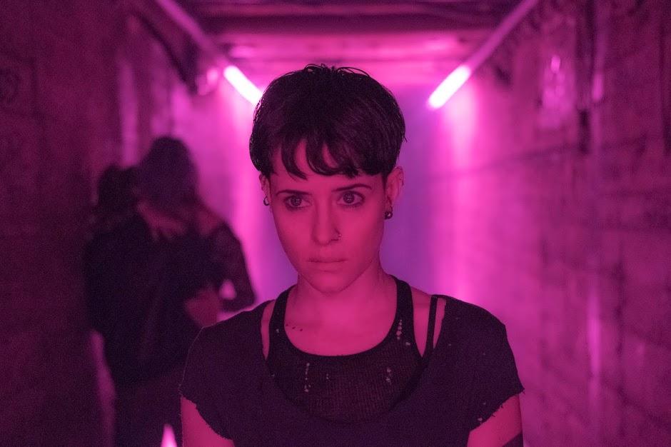 """Trailer de """"Millenium: A Garota Na Teia de Aranha"""" apresenta Claire Foy como Lisbeth Salander"""