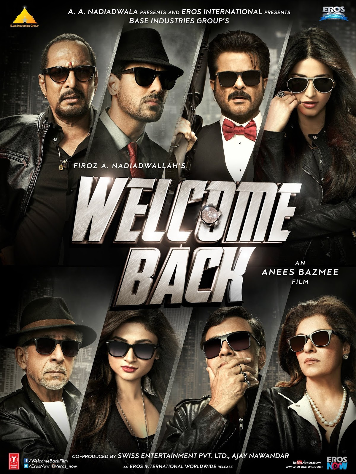 Welcome Back 2015 Hindi 720p BluRay Full Movie Free Download