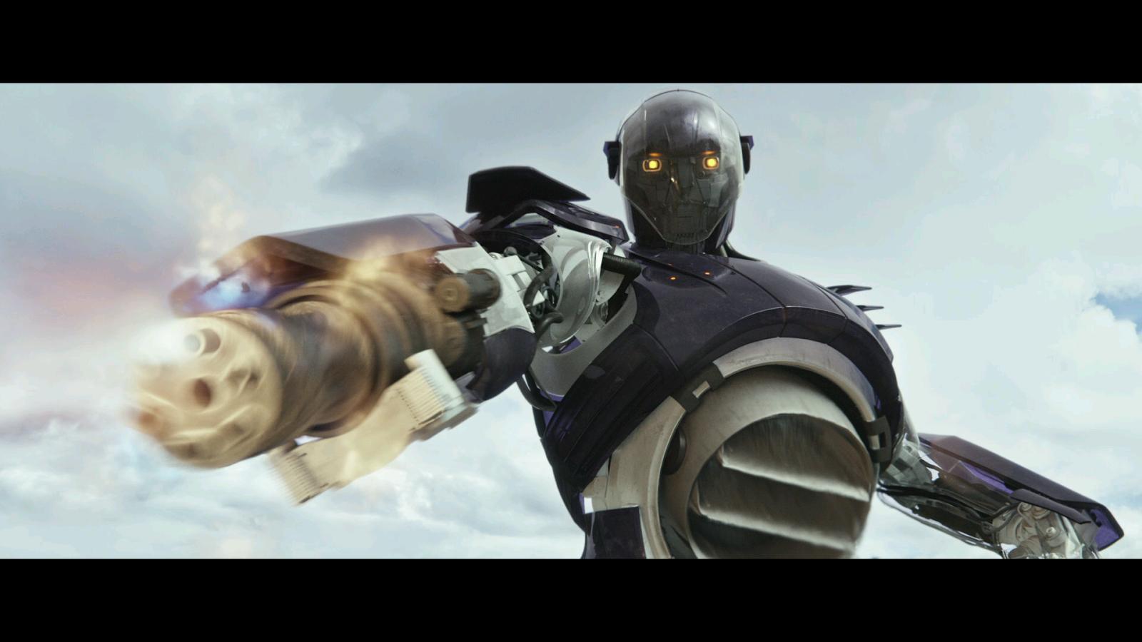 X-Men Días Del Futuro Pasado (2014) 2D + 3D 1080p BD25 5