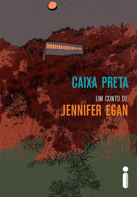 """News: Capa do conto """"Caixa preta"""", de Jennifer Egan. 6"""