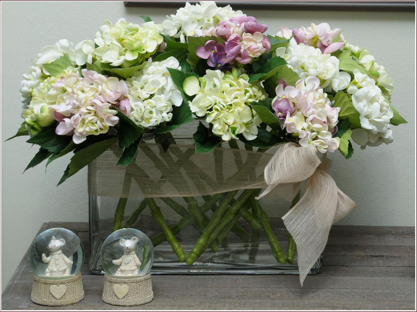 Decoracion Artico Ideas Y Consejos Con Flores Y Plantas