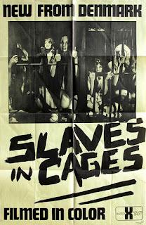 Slaves in Cages: 'Slaver i bure' (1972)