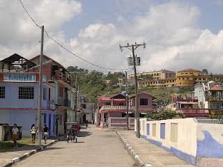 Kuba, Baracoa, Castillo de Seboruco.