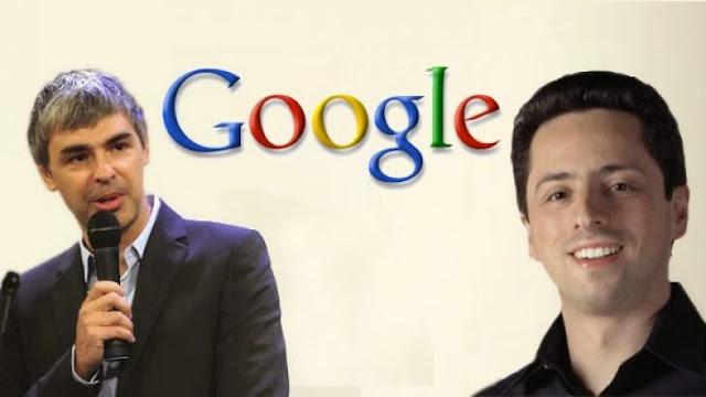 Cara Hade Lebih Mengenal Para Pendiri Mbah Google