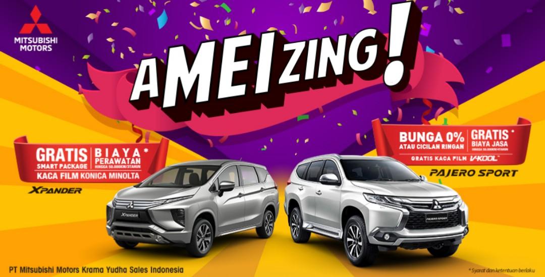 Promo Ameizing Mitsubishi Bintaro