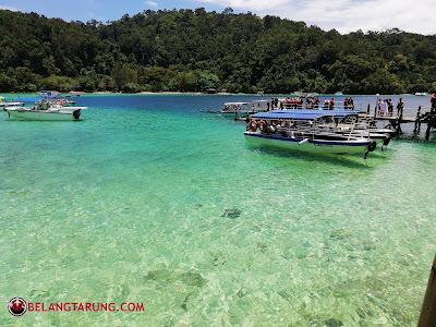 Pulau Sapi Sabah