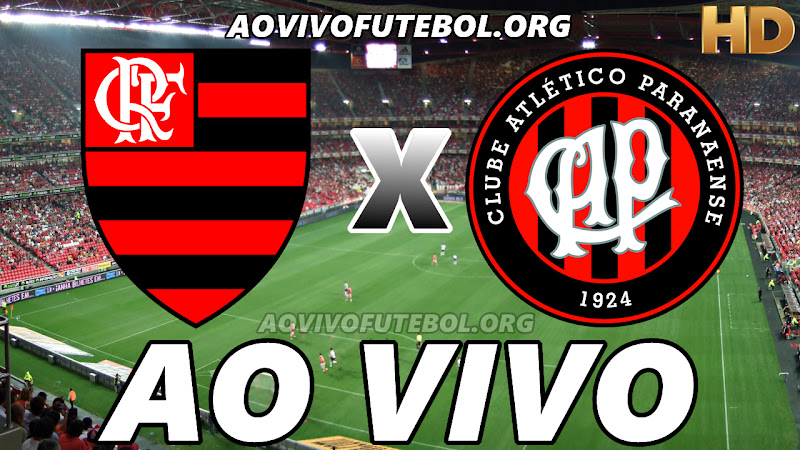 Flamengo x Atlético Paranaense Ao Vivo na TV HD - Ao Vivo ...