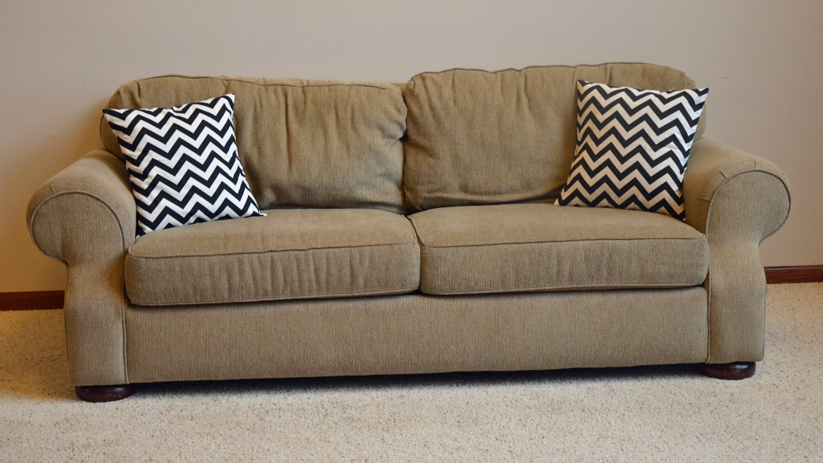 Decorative Pillows For Sofa Corner Design On Grey Couch