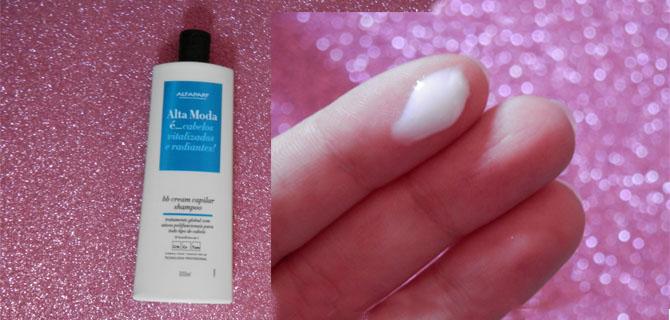 shampoo bb cream alfaparf
