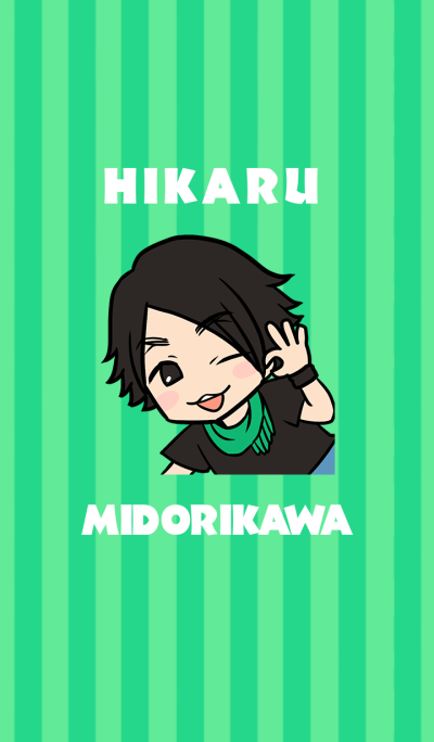 Voice Actor Theme: Hikaru Midorikawa