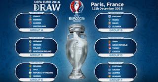 القنوات الناقلة المفتوحة والمجانية التى تنقل بطولة يورو 2016 كأس أمم أوروبا بفرنسا